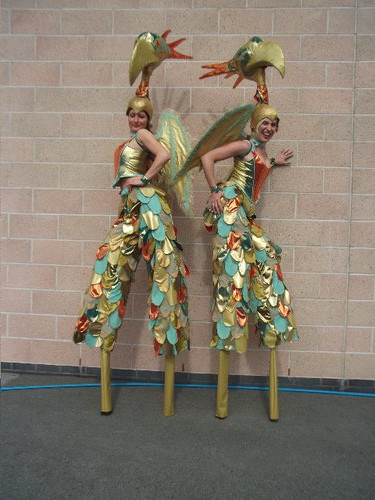 Pheonix Stiltwalkers