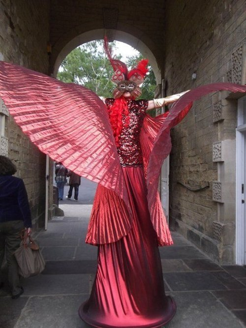 Masquerade Stiltwalker