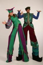 Stilt Elves