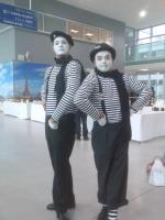classic mimes -pose