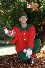 Juggling Elf