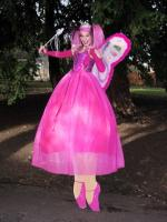 Pink Fairy Stiltwalker