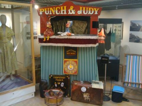 Traditional Punch and Judy