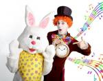 Mad Hatter & Easter Bunny