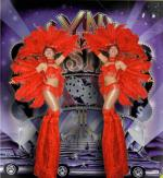 red showgirls